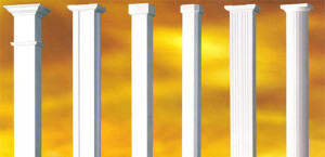Aluminum Columns and Posts from AFCO