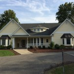 Residential windows and siding