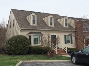 new home siding installation