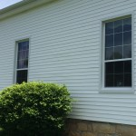 Commercial window and siding installation in Roanoke