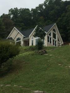New window installation in Roanoke