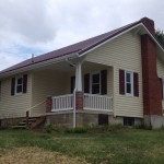 Siding and windows project