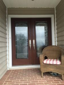 Door installation job in Roanoke