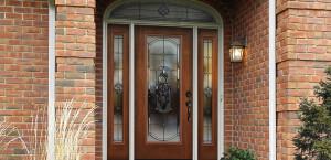 Signet Fiberglass Doors by Provia