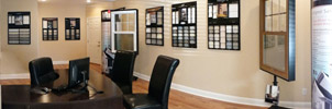 showroom - windows, siding, doors