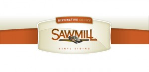Distinctive Choice Sawmill Vinyl Siding