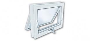 Vinyl Kraft Awning Windows