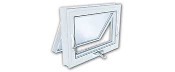 Vinyl Kraft Awning Windows