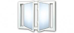Vinyl Kraft EZ Tilt Windows