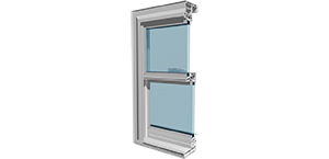 Wincore 5400 Series Double Hung Windows