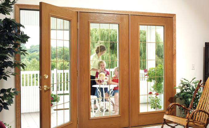 Empire Siding And Windows Heritage Fiberglass Doors By Provia