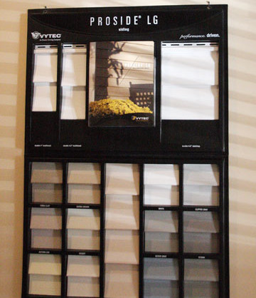 We Have Tons of Siding Options
