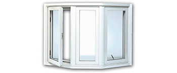 Vinyl Kraft Bay Windows