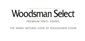Woodsman Select Premium Vinyl Siding