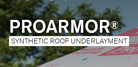 ProArmor Synthetic Roof Underlayment