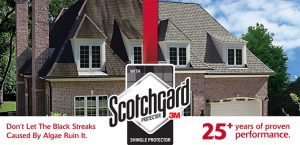 Atlas Scotchgard Shingles